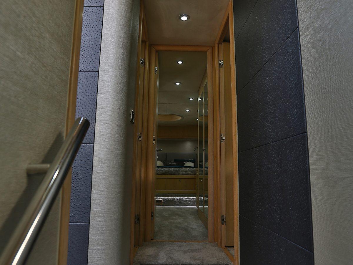 couloir du Prédator 82